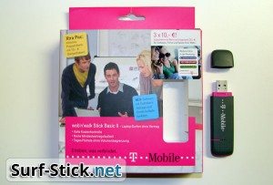 T-Mobile Surfstick ZTE MF100