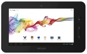 ODYS Xelio Tablet PC mit Surfstick Liste